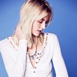 urocza bluzeczka Free People w kolorze białym - moda 2013