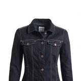 Urocza granatowa kurtka ESPRIT jeansowa jesień/zima 2012/2013