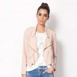 urocza katana Bershka w kolorze jasnoróżowym - moda na lato 2013