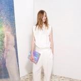 urocza koszula Stella McCartney w kolorze białym - moda na wiosnę i lato 2013