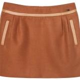urocza spódnica Reserved w kolorze brązowym - spódnice 2012/13