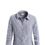 Urocza srebrna koszula ESPRIT dopasowana z kolekcji jesień/zima 2012/2013
