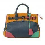 Urocza torebka Pretty Girl w kolorze granatowym z kolekcji jesień/zima 2012/2013