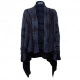 Urzekający sweter New Look we wzorki luźny  moda jesień/zima