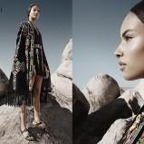 Valentino wiosna-lato 2014 - kampania reklamowa