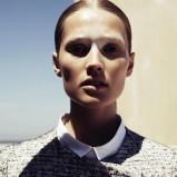 Vogue Germany wrzesień 2009 - Toni Garrn