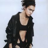 Vogue Paris kwiecień 2012 - Arizona Muse