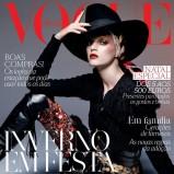 Vogue Portugal grudzień 2012 - Daria Strokous