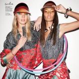 W Magazine październik 2011 - Joan Smalls