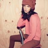 wełniana czapka Patrizia Pepe - jesienna moda