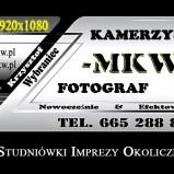 Wideofilmwoanie FullHD Nakło -MKW- Krzysztof Wybraniec