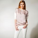 wrzosowa bluzeczka Anataka - kolekcja wiosenno-letnia