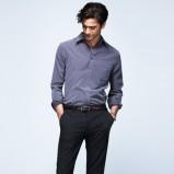 wrzosowa koszula F&F - moda wiosna/lato