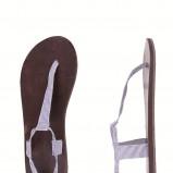 wrzosowe sandały Clarks - lato 2012