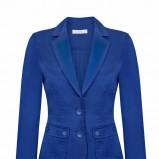 żakiet TARANKO w kolorze niebieskim - moda wiosenna
