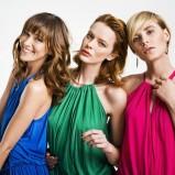zielona bluzka Top Secret - wiosna 2012