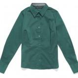 zielona koszula Carry - kolekcja zimowa