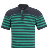zielona koszulka Top Secret w paski - wiosna-lato 2012