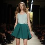 zielona spódnica La Mania - wiosna 2012