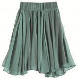 zielona spódnica Orsay - z kolekcji wiosna-lato 2012