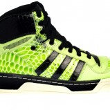 zielone adidasy Adidas - wiosna-lato 2011