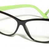 zielone okulary przeciwsłoneczne House kocie - z kolekcji wiosna-lato 2012