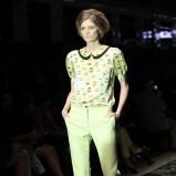 zielone spodnie Simple - jesień/zima 2012/2013