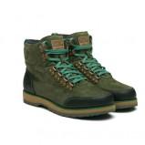 zielone trapery Adidas - zima 2011/2012