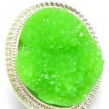 zielony pierścionek Me'amoore - lato 2011