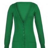 zielony sweter Troll długi - jesień 2012
