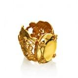 złota bransoletka H&M  Anna Dello Russo