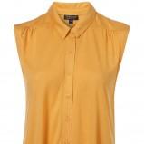 żółta koszula Topshop - kolekcja wiosenno/letnia