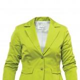 żółta kurtka Gapa Fashion - wiosna 2011