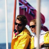 żółta kurtka Henri Lloyd - wiosna-lato 2011