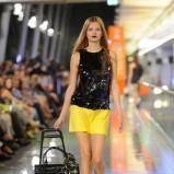 żółta spódnica Simple - jesień/zima 2011/2012