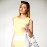 żółta sukienka Anataka - wiosna/lato 2013