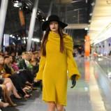 żółta sukienka Simple - jesień/zima 2011/2012