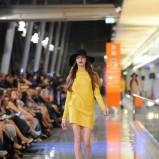 żółta sukienka Simple - kolekcja zimowa