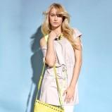 żółta torebka Monnari - moda na lato