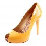 żółte szpilki Prima Moda - kolekcja wiosenno/letnia