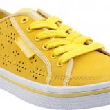 żółte trampki CCC - wiosna 2013