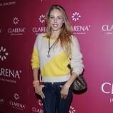 żółto-beżowy sweterek - Magda Modra