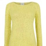 żółty sweterek Cubus - kolekcja letnia