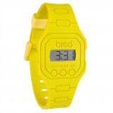 żółty zegarek BREO - modne kolory