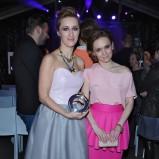 Zuzanna Wachowiak, Blanka Jordan - Kobieta Roku Glamour 2011