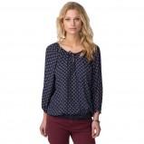 zwiewna bluzeczka Tommy Hilfiger - modne koszule