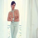 zwiewna koszula F&F w kolorze łososiowym - moda na wiosnę i lato 2013