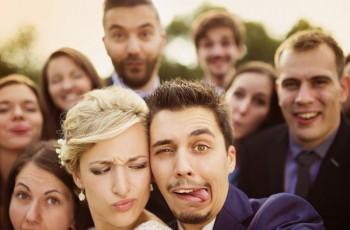 5 sytuacji, kt�re nie spodobaj� si� weselnym go�ciom