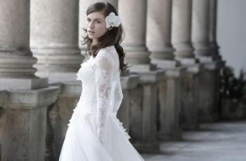Alberta Ferretti - kolekcja ślubna 2014