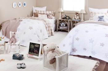 Aranżacje pokoju dziecięcego wedlug Zara Home